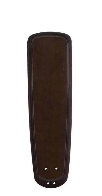 Fanimation B454WADWA myFanimation Blade Set of Five - 54 inch - Buttonwood - Walnut with Walnut Inlay At CLW Lighting!