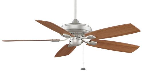 Fanimation TF610SN Edgewood Decorative Satin Nickel Ceiling Fan