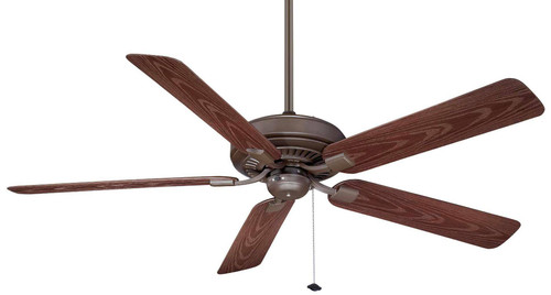 Fanimation TF971OB Edgewood Deluxe Wet - 60 inch - Oil-Rubbed Bronze At CLW Lighting!
