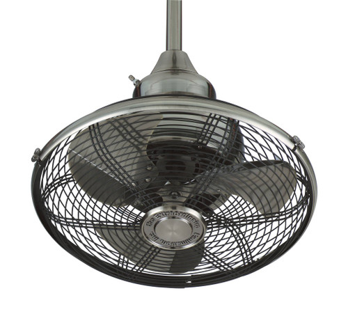 Fanimation OF110PW-220 Extraordinaire - 18 inch - Pewter - 220v At CLW Lighting!