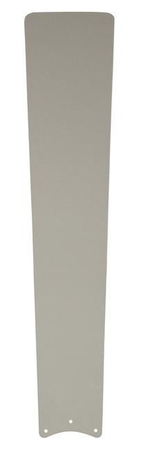 """Fanimation B7880SN 23"""" Inlet Wood Blade in Satin Nickel (Set of 4)"""