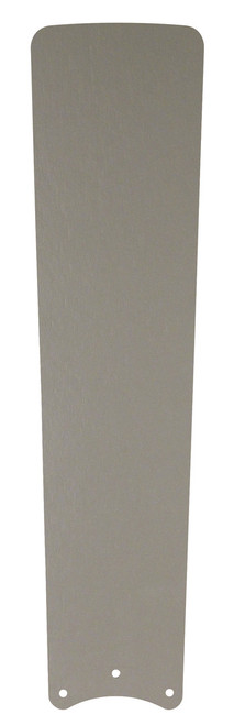 "Fanimation BPW7880SN 18"" Inlet Blade Composite in Satin Nickel (Set of 4)"