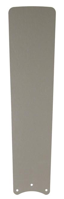 "Fanimation BPW7880SN 18"" Inlet Blade Composite in Satin Nickel (Set of 4)"
