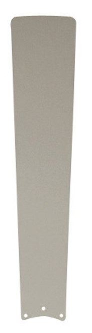 "Fanimation BPW7823SN 23"" Inlet Composite Blade in Satin Nickel (Set of 4)"