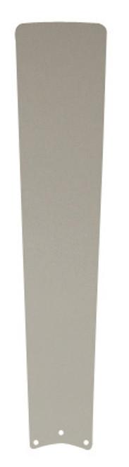"Fanimation BPW7823SN 23"" Inlet Composite Blade in Satin Nickel (Set of 4)"
