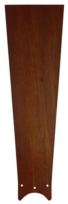Fanimation BPW4442WA Zonix Blade Set of Three - 20 inch Length - Walnut At CLW Lighting!