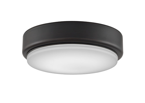 Fanimation LK7912DZ Levon Light Kit in Dark Bronze with Opal Frosted Glass (18W LED)
