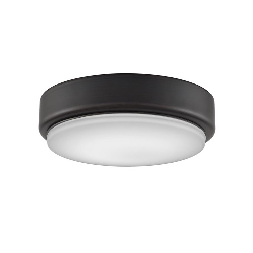Fanimation LK7912MW Levon Light Kit in Matte White with Opal Frosted Glass (18W LED)