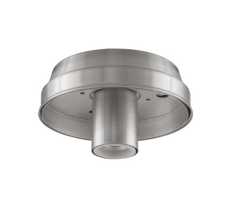 Fanimation F2BN M&M 1-Light Fitter in Brushed Nickel