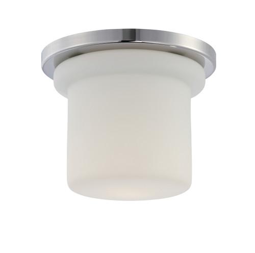 Fanimation LK4620PN Zonix Light Kit in Polished Nickel with Opal Glass