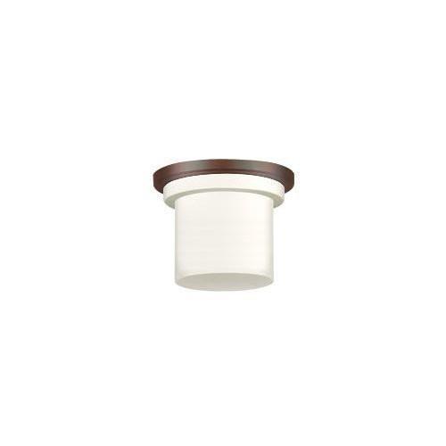 Fanimation LK4620OB Zonix Light Kit in Oil-Rubbed Bronze with Opal Glass