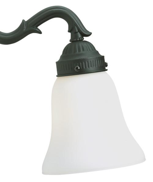 Fanimation G256 2 1/4 Glass Bell Light Kit in Frosted White