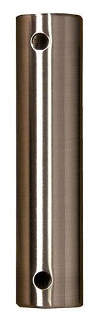 Fanimation DR1-12BN 12-inch Downrod - Brushed Nickel At CLW Lighting!
