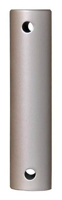 Fanimation DR1-12SN 12-inch Downrod - Satin Nickel At CLW Lighting!
