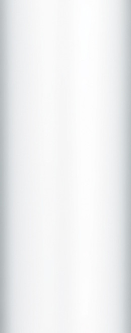 """Fanimation DR1-12WH 12"""" Downrod (1 in.) in White"""