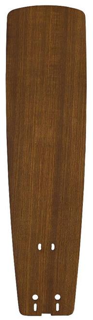 Fanimation B5133TKMH Standard Wood Blade Set of Five - 22 inch - Teak/Mahogany At CLW Lighting!