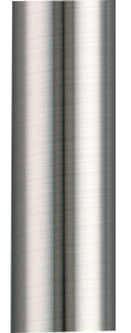 """Fanimation DR1-48PW 48"""" Downrod (1 in.) in Pewter"""