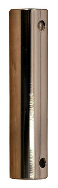 Fanimation DR1-60PN 60-inch Downrod - Polished Nickel At CLW Lighting!