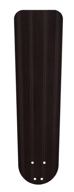 Fanimation B654DWA myFanimation Blade Set of Five - 54 inch - Plastic - Dark Walnut At CLW Lighting!