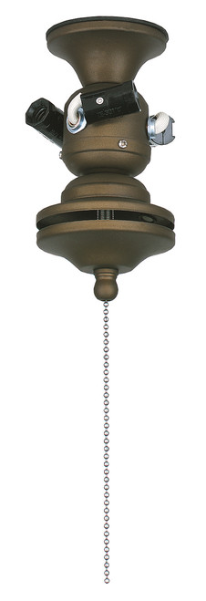 Fanimation FW423OB 3-Light Bowl Fitter in Oil-Rubbed Bronze