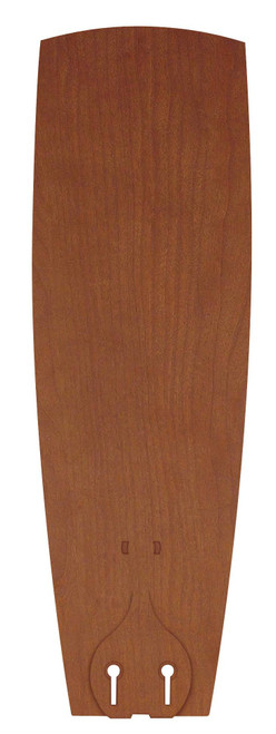 Fanimation BPW20CY Blade Set of Five - 20 inch - Narrow Composite Curved - Cherry At CLW Lighting!
