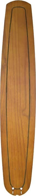 """Fanimation B6801CY 36"""" Large Carved Wood Blade in Cherry (Set of  5)"""