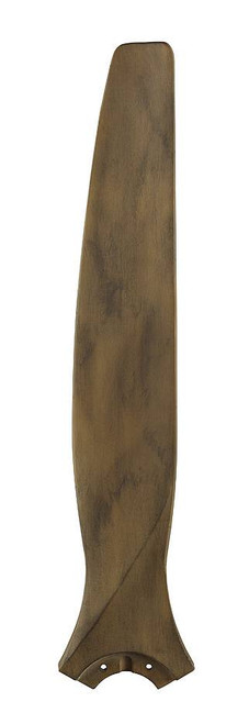 Fanimation B6720DF Spitfire Blade Set of Three - 30 inch Length - Carved Wood - Driftwood At CLW Lighting!
