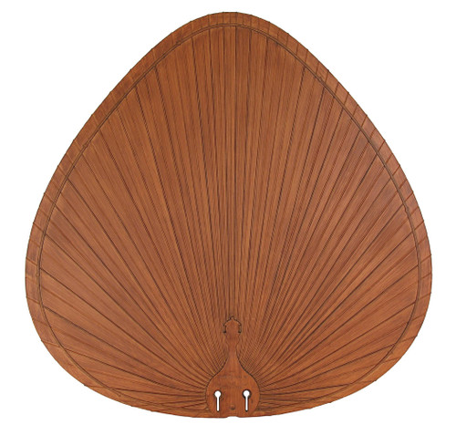 Fanimation BPP1BR Blade Set of Five - 22 inch - Wide Oval Composite Palm -  Brown At CLW Lighting!