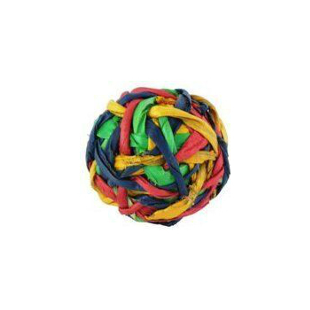 String Ball Foot Toy
