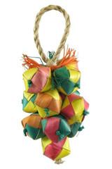 Cluster Square Balls Colored