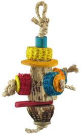 Mahogany Mini Toy
