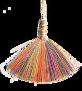 Rainbow Preening Fan