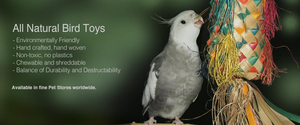 Bird planet pleasure toy