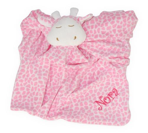 Angel Dear Baby Striped Chenille Blanket