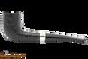 Peterson Cara 268 Sandblast Tobacco Pipe - Fishtail