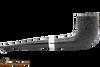 Peterson Cara 268 Sandblast Tobacco Pipe - Fishtail Right Side