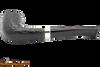 Peterson Cara 268 Sandblast Tobacco Pipe - Fishtail Bottom