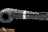 Peterson Cara 268 Sandblast Tobacco Pipe - Fishtail Top