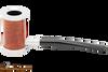 Tsuge Metal Tankard Briar Smooth Tobacco Pipe