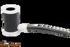 Tsuge Metal Tankard Briar Sandblast Tobacco Pipe