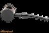 Tsuge Metal Blowfish Black Smooth Tobacco Pipe