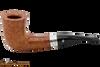 Peterson Sherlock Holmes Mycroft Natural Smooth Tobacco Pipe PLIP