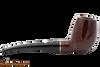 Mastro De Paja Dolce Vita Burgundy 03 Tobacco Pipe - Smooth Billiard Right Side