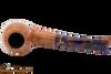 Savinelli Fantasia Natural 626 Tobacco Pipe - Smooth Top