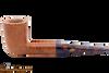 Savinelli Fantasia Natural 409 Tobacco Pipe - Smooth