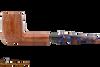 Savinelli Fantasia Natural 111 Tobacco Pipe - Smooth Apart