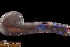 Savinelli Fantasia Brown 606 Tobacco Pipe - Rustic Bottom