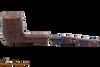 Savinelli Fantasia Brown 111 Tobacco Pipe - Rustic Apart