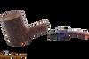 Savinelli Fantasia Brown 311 Tobacco Pipe - Rustic Apart
