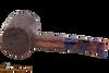 Savinelli Fantasia Brown 311 Tobacco Pipe - Rustic Bottom